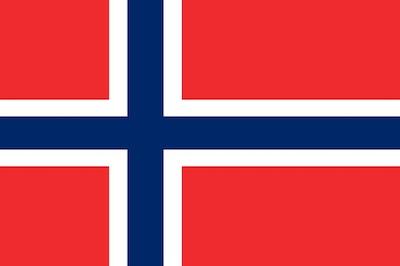 Drapeau Norvège